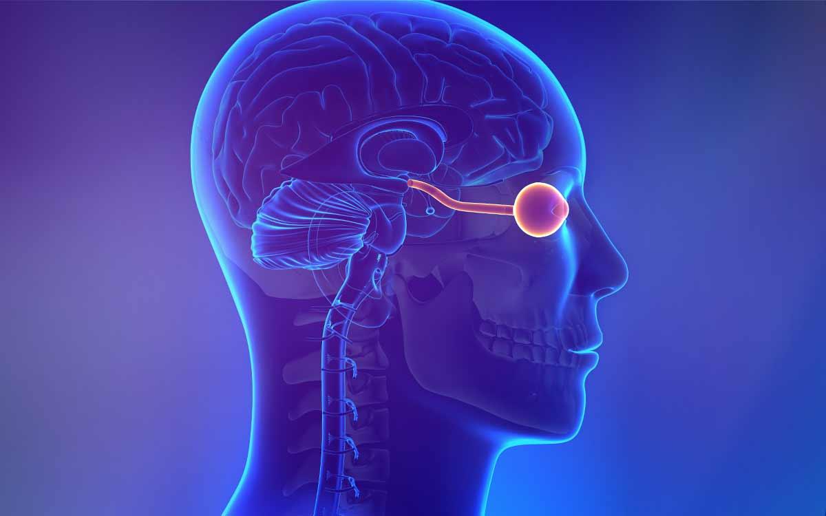 зрительный нерв опухоль