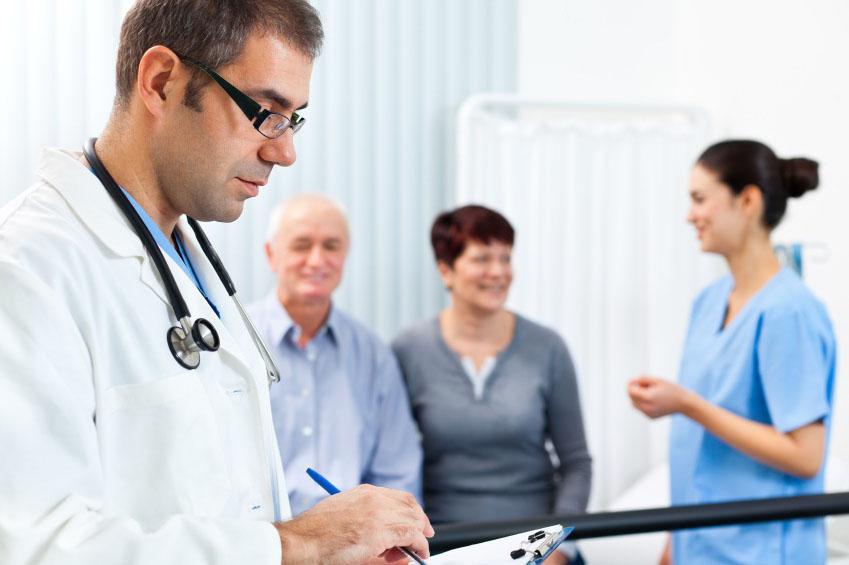 собрание врачей